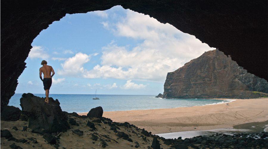 JJF cave sandy beach