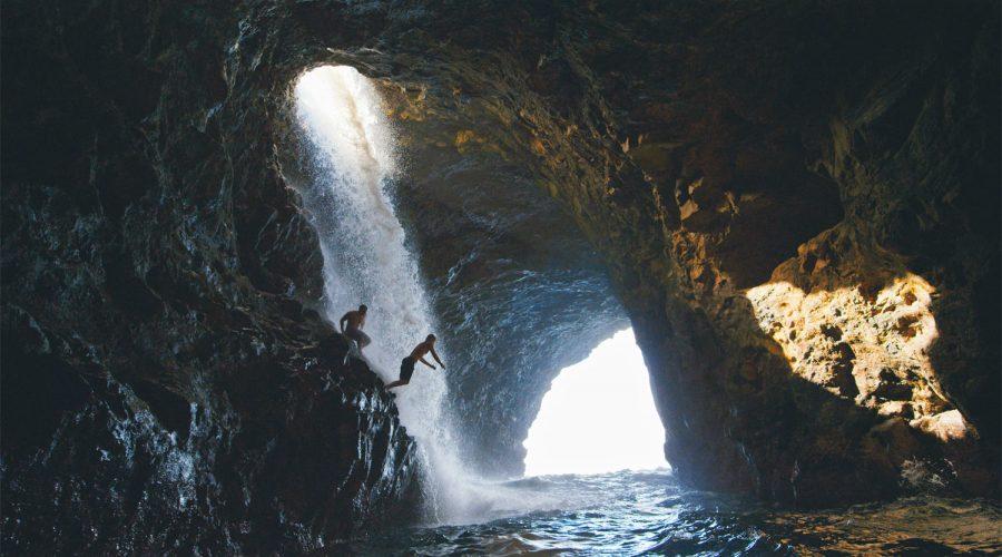 John John Florence Twelve Episode 4 - Surfer John John cave diving in Hawaii | SEIKK Magazine