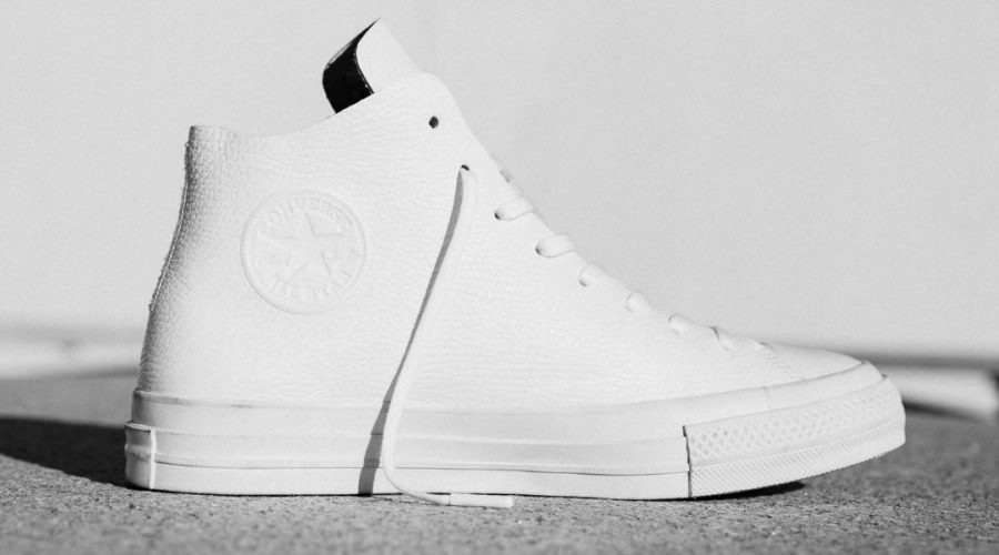 Converse Prime Star Collection Review – Chuck Taylor All Star and One Star Trainers in White HighTop | SEIKK Magazine