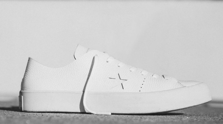 Converse Prime Star Collection Review – Chuck Taylor All Star and One Star Trainers in White Low | SEIKK Magazine