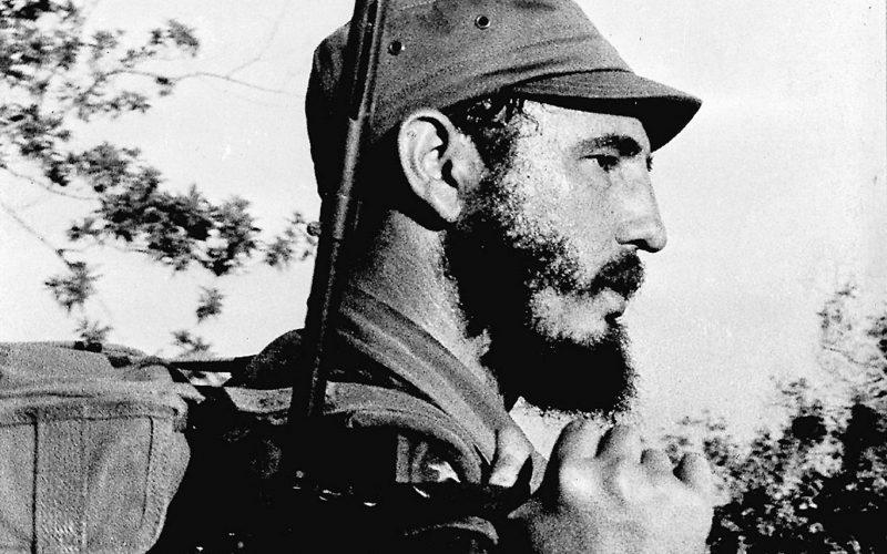 Remembering A Bearded Cuban Revolutionary Review – Young Cuban President Fidel Castro Portrait | SEIKK Magazine