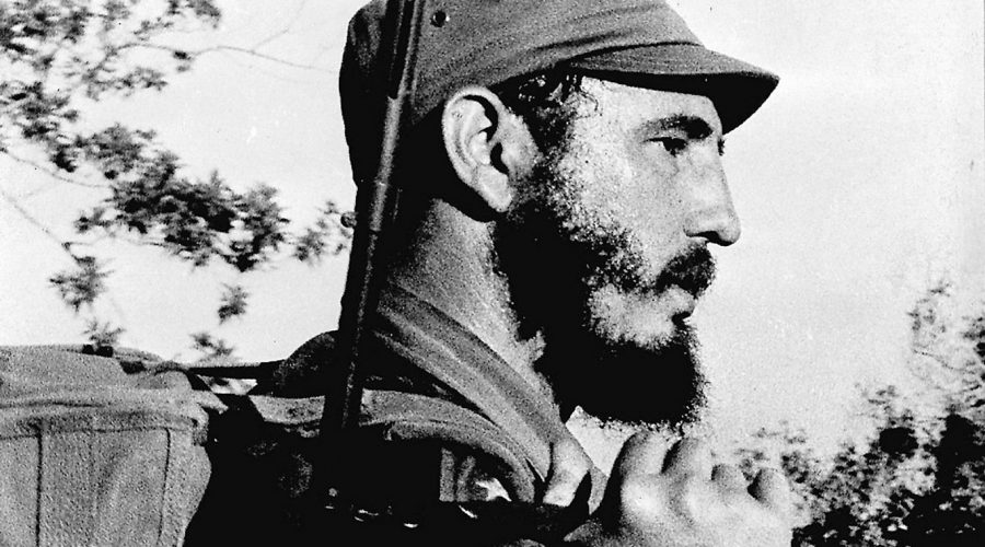 Remembering A Bearded Cuban Revolutionary Review – Young Cuban President Fidel Castro Portrait | SEIKK Magazine