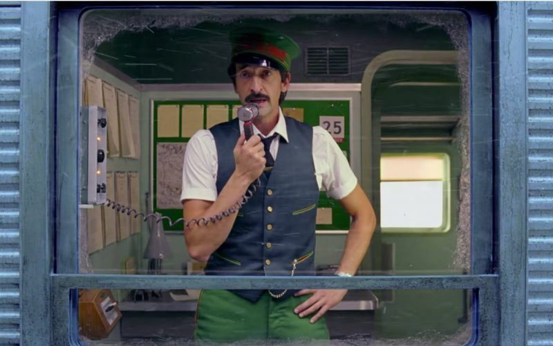 Wes Anderson And H&M - Come Together Train Conductor | SEIKK Magazine