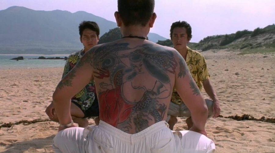 Sonatine Film : Takeshi Kitano's Classic Japanese Cinema - Yakuza Sumo Beach Play | SEIKK Magazine