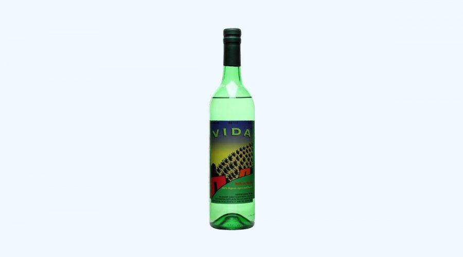 Del Maguey Mezcal Vida Oaxaca's Best Mexican Mezcal Green Bottle
