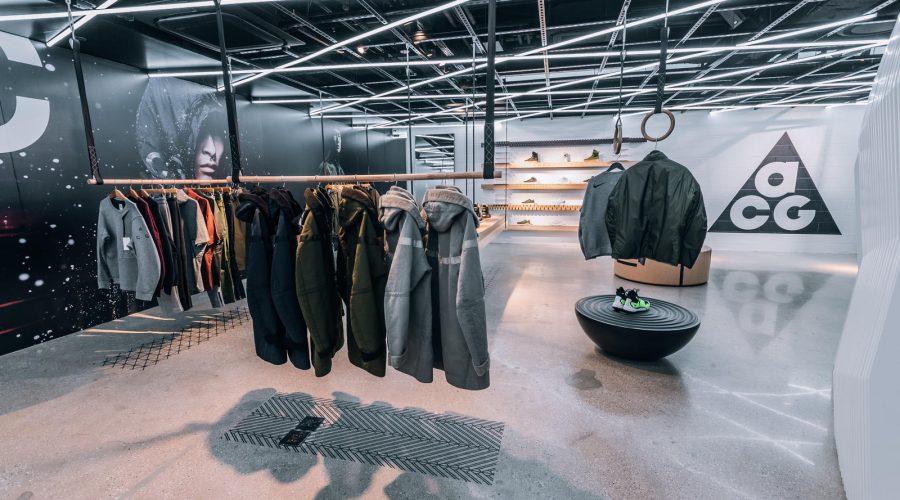 NikeLab Chicago : The Launch Of ACG Clothing – Mens Nike ACG Jackets In Store | SEIKK Magazine