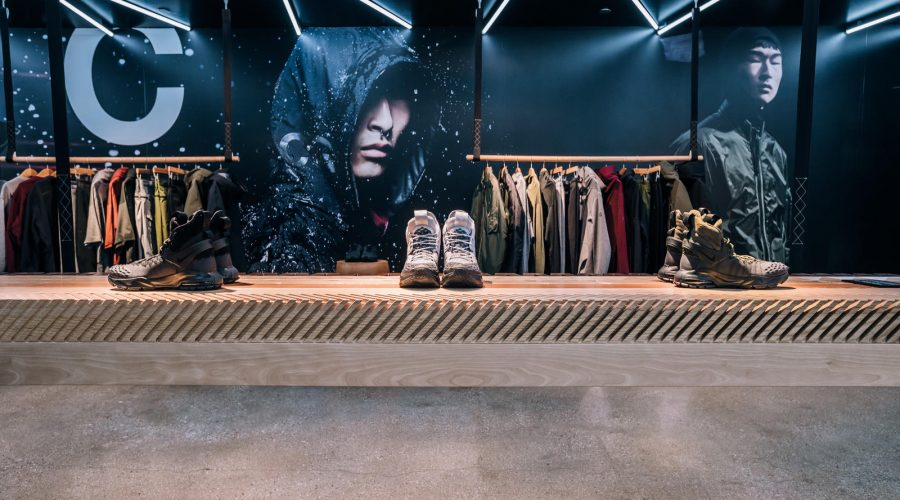 NikeLab Chicago : The Launch Of ACG Clothing - Mens Nike ACG Jackets and ACG Shoes In Store | SEIKK Magazine