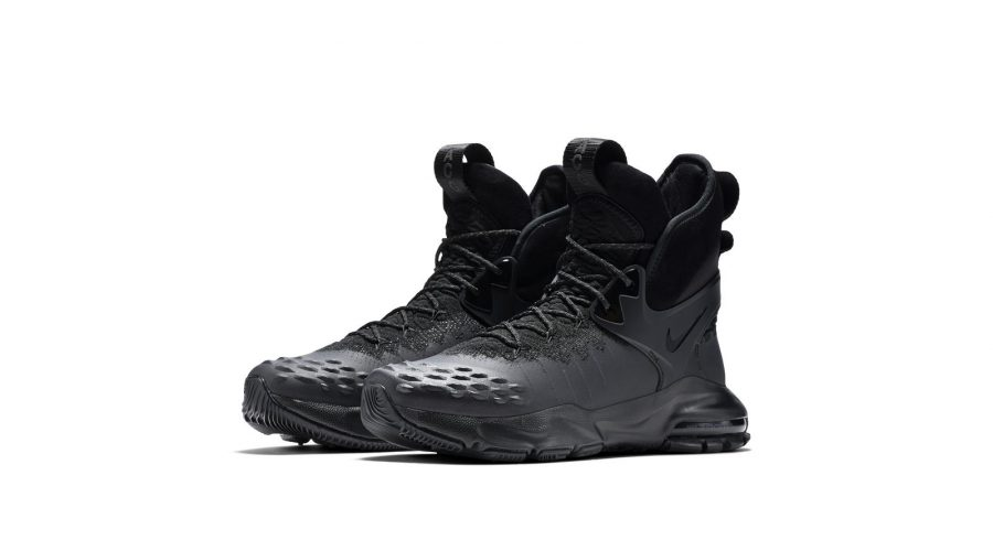 NikeLab Chicago : The Launch Of ACG Footwear – Holiday Mens Nike ACG Sneakers In Black | SEIKK Magazine