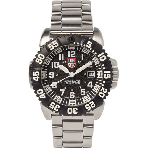 Luminox Navy Seal Colormark 3152 Series Watch silver