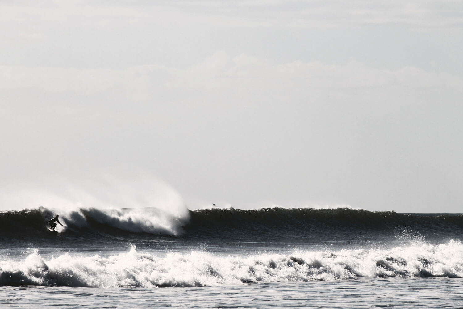surfer surfing best waves in nicaragua with w by waagstein surfboards | SEIKK Magazine