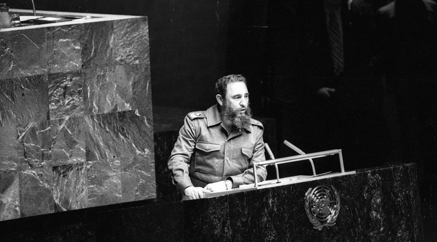 Remembering A Bearded Cuban Revolutionary Review – Young Cuban President Fidel Castro At UN | SEIKK Magazine