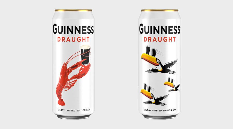 Guinness can gilroy edition - best Guinness adverts | SEIKK Magazine