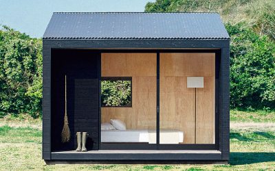 MUJI 's Micro Huts Are A Special Little Place - Cabin | SEIKK Magazine