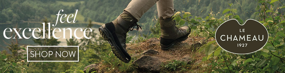 shop the best mens le Chameau Condor LCX Stalking Boots from the uk online for active gentlemen . In The Adventure Magazine With The Best Mens Gear