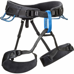 Black Diamond Momentum DS Harness Smoke