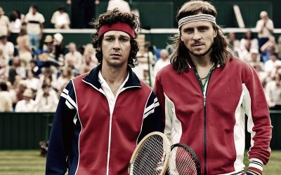 Borg vs McEnroe Film - Bjorn Borg vs John McEnroe Wimbledon tennis match two players | SEIKK Magazine