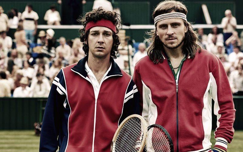 Borg vs McEnroe Film - Bjorn Borg vs John McEnroe Wimbledon tennis match two players | SEIKK Magazine