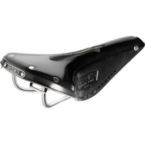 Brooks England Imperial B17 Narrow Saddle Black