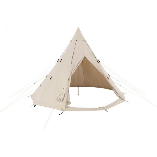 Mens Nordisk Alfheim 12.6 Tent in Off White