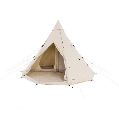 Mens Nordisk Alfheim 19.6 Tent in Off White for Camping