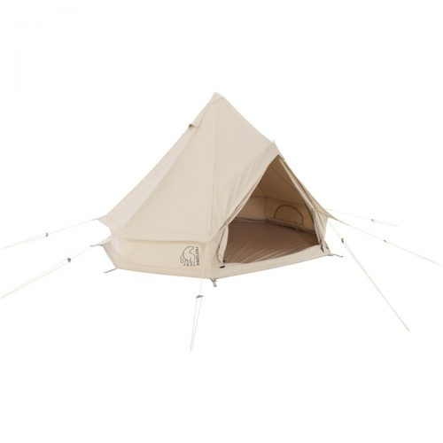 Mens Nordisk Asgard 7.1 Tent in Off White