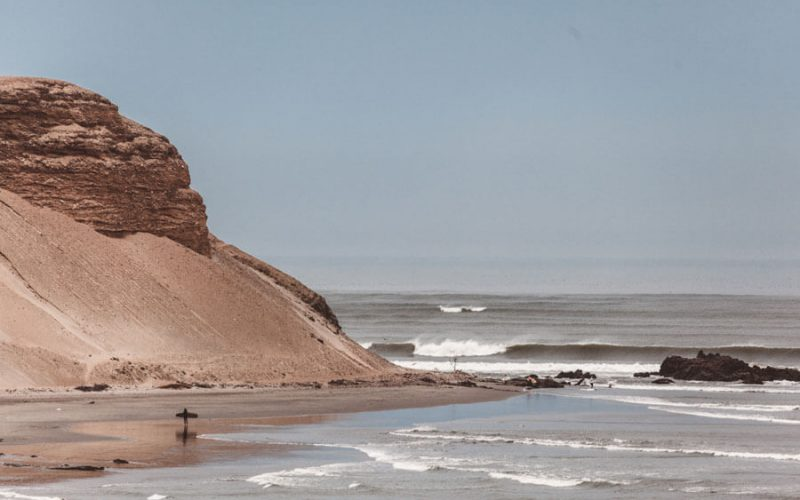 Digital Nomads Unleash Surf In Peru - Surfing at Playa Chicama | SEIKK Magazine