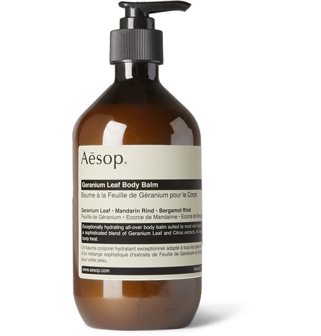 Aesop - Geranium Leaf Body Balm, 500ml - Green