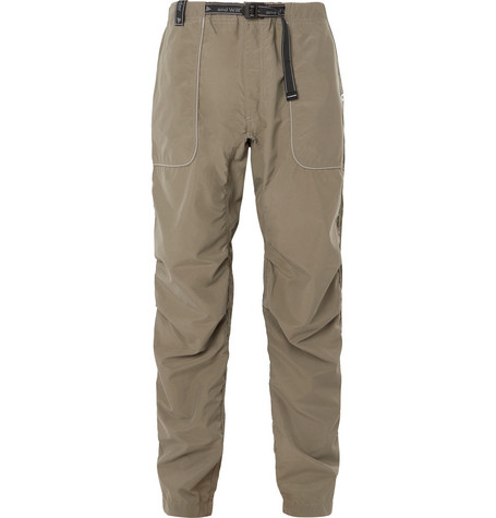 And Wander - Shell Trousers - Beige