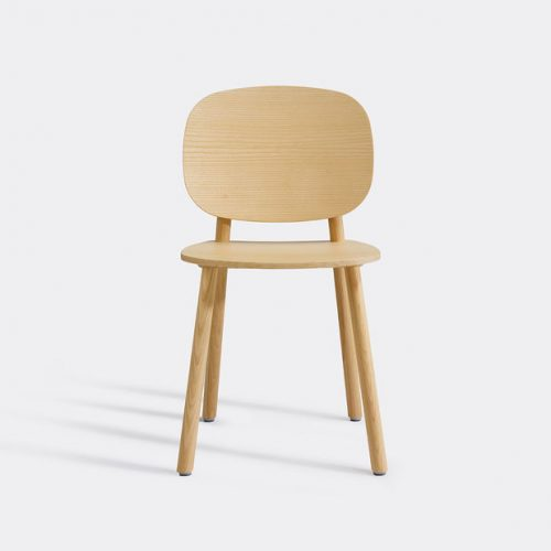 Mens Cruso Paddle Chair in Natural Solid Ash