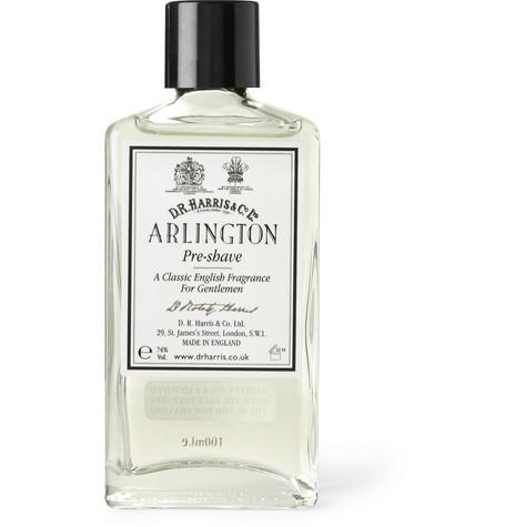 D R Harris - Arlington Pre-shave Lotion, 100ml - White