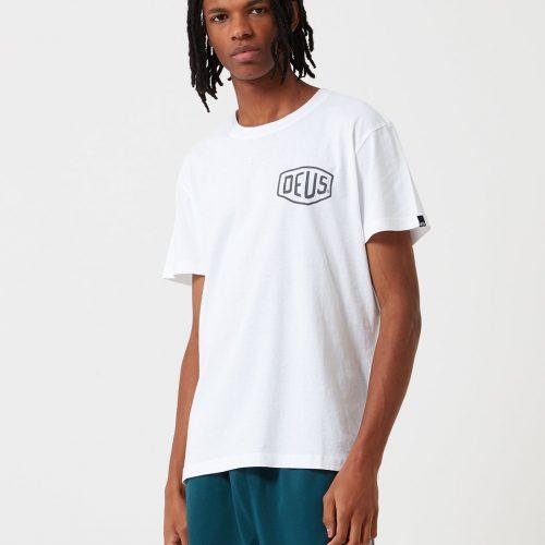 Deus Ex Machina Address Tokyo T-shirt - White