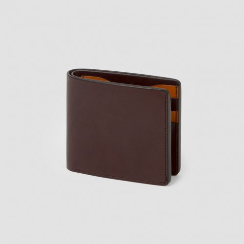 Slow Double Oil Fold Wallet