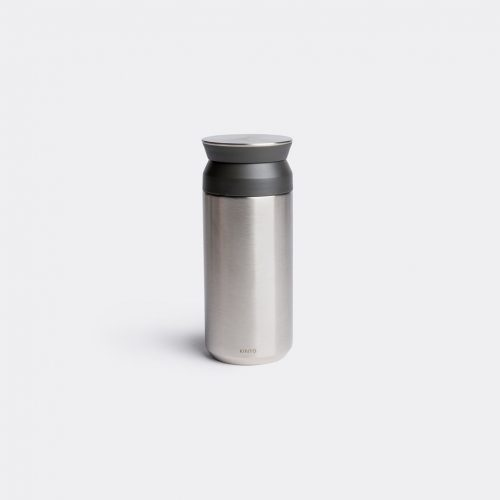 Kinto Tea & Coffee - Travel tumbler in Stainless steel Stainless steel, plastic