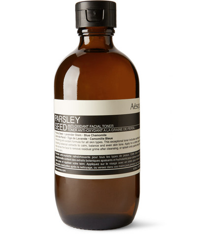 Aesop - Parsley Seed Anti-oxidant Facial Toner, 200ml - Green
