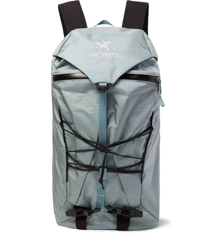 Arc'teryx - Alpha Ar 20 Ripstop Backpack - Gray