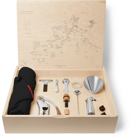 L'Atelier du Vin - Oeno Box Connoisseur N°1 Wine Set - Brown