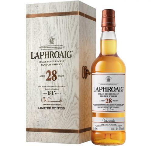 Laphroaig 28 Year Old Single Malt Scotch Whisky