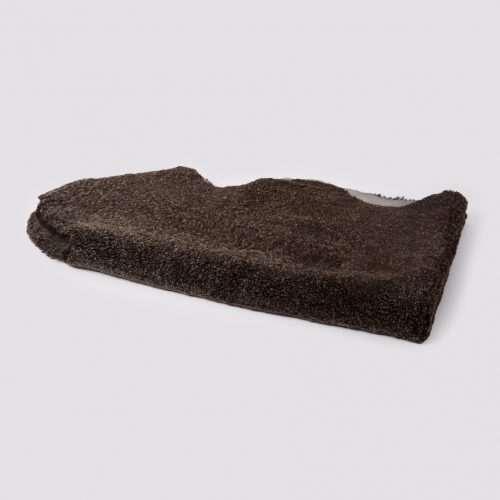 Natures Collection Large Wool Curl Sheepskin Rug