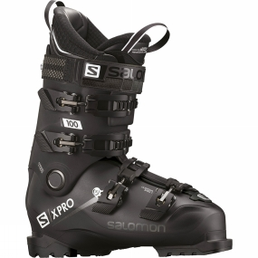 Salomon Mens X Pro 100 Ski Boot Black