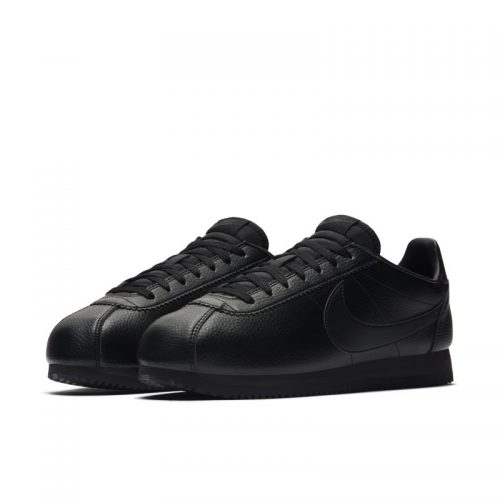 Nike Classic Cortez Men's Shoe - Black