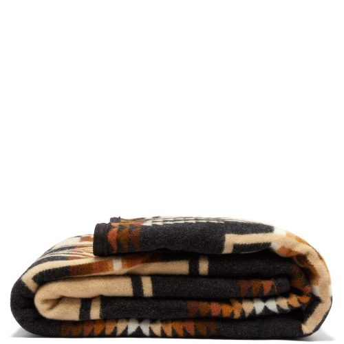 Pendleton - Harding Jacquard Wool And Cotton Blend Blanket - Multi