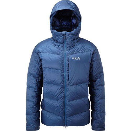 Mens Rab Positron Pro Jacket Blue