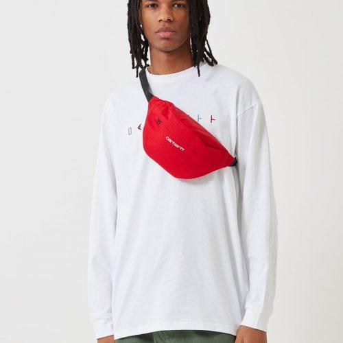 Carhartt Payton Hip Bag - Cardinal Red