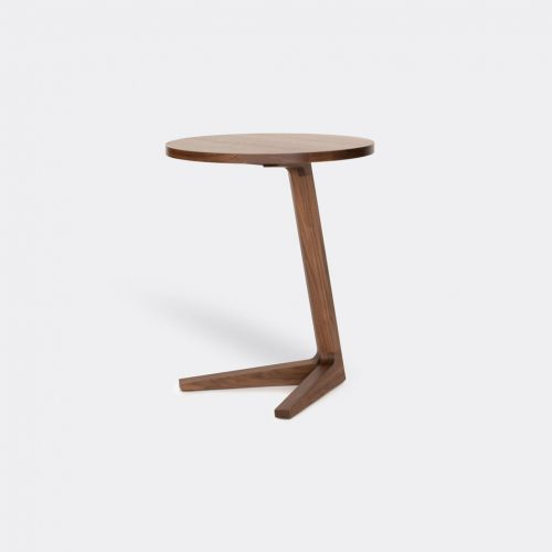 Case Furniture Furniture - 'Cross' side table, walnut in Walnut Walnut