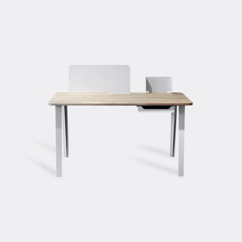 Case Furniture Furniture - 'Mantis' desk, ash in Ash Wool