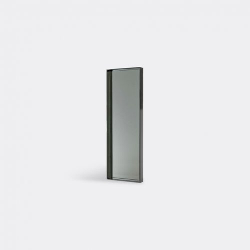 Case Furniture Mirrors & Clocks - 'Lucent' tall mirror, smoke in Smoke Toughned Glass