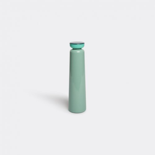 Hay Tea & Coffee - 'Sowden' bottle, mint in Green Stainless steel/Polypropylene