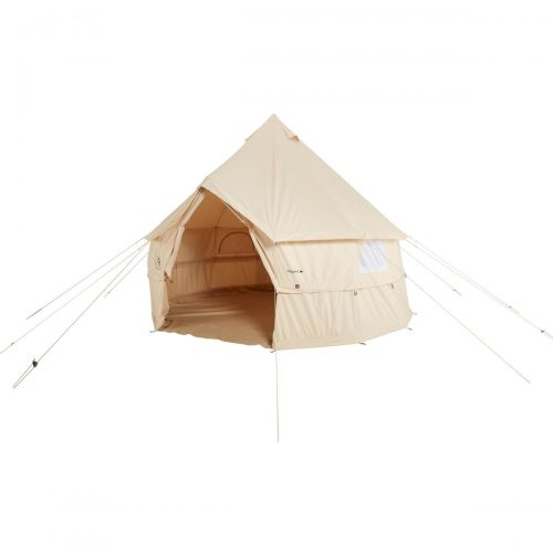 Mens Nordisk Asgard 12.6 Wall Tent in Off White