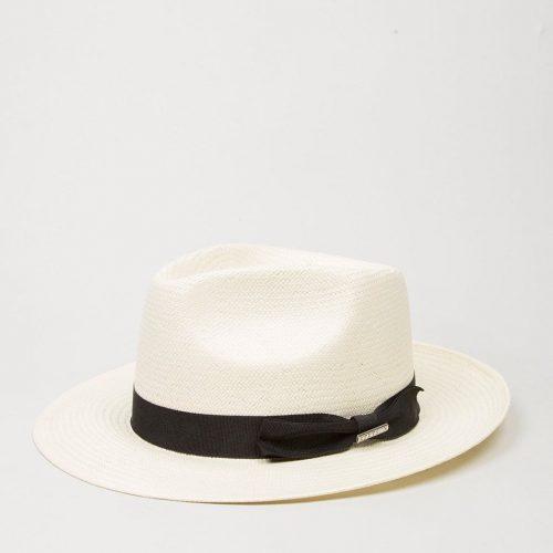 Stetson Telida Toyo Panama Hat - Natural