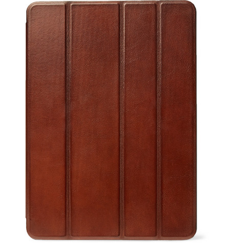 Berluti - Ipad Leather Case - Tan